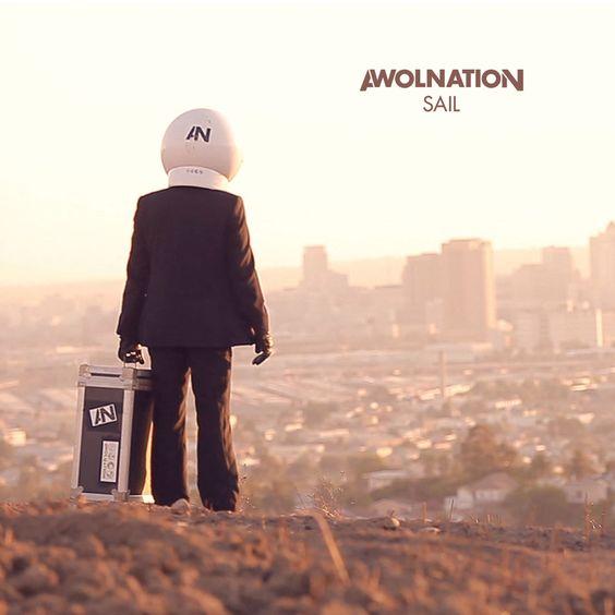 Awolnation – Sail (single cover art)
