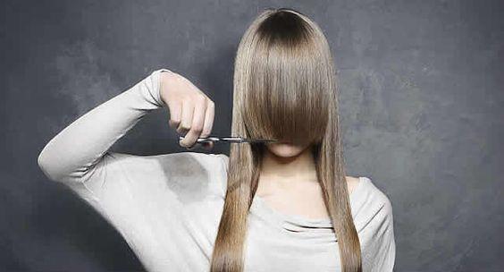 Se você precisa apenas fazer uma manutenção rápida no cabelo, siga alguns passos e você não terá que marcar uma hora no salão
