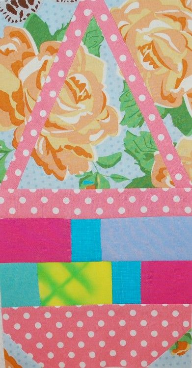 Way cute Easter Basket block from GenQ!