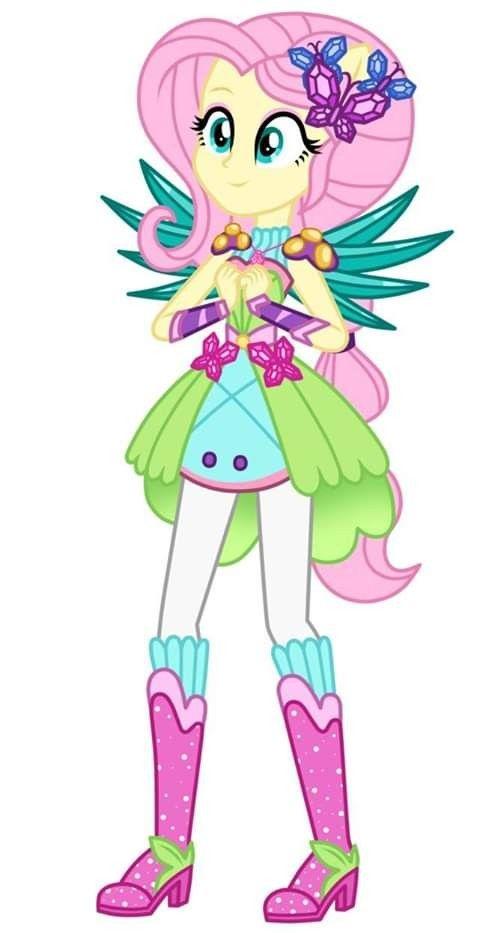 My Little Pony Equestria Girl S Legend Of Everfree Binatang Kartun Gambar Poni