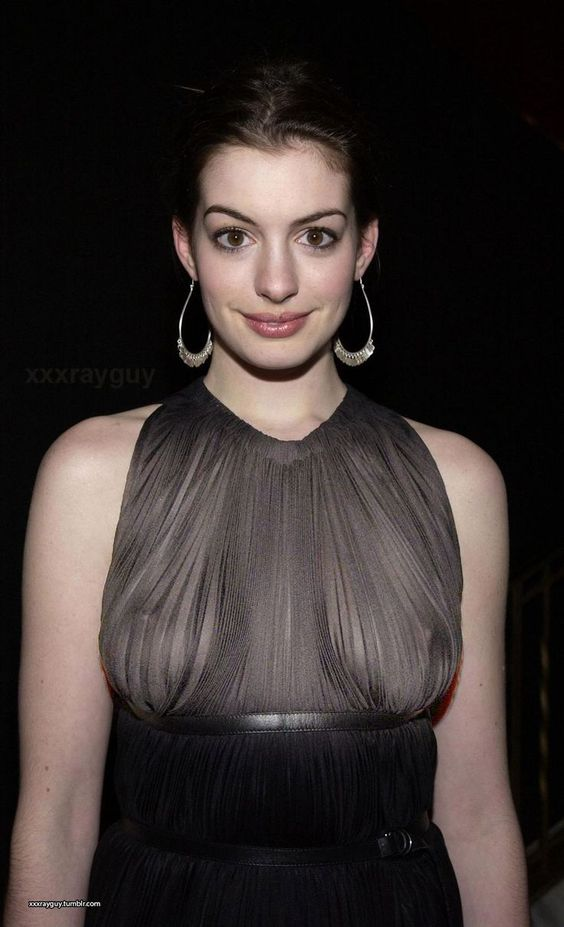 clothes through Anne see hathaway