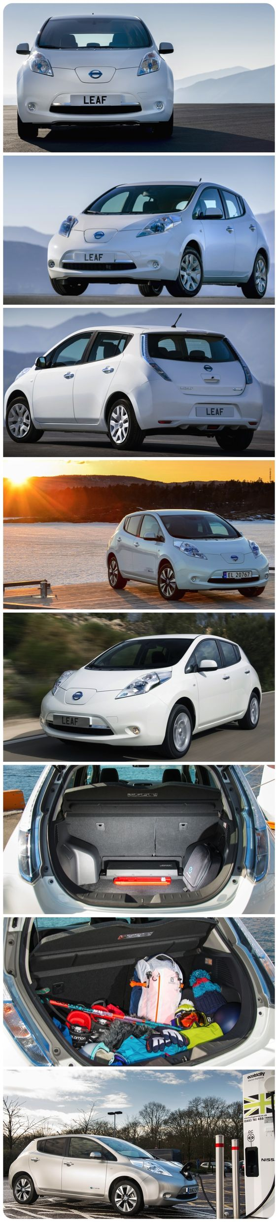 12 Months in the Nissan Leaf Tekna It begins to look as if my wife might not fully have come to terms with the all-electric Nissan Leaf we have been keeping at home on a year's loan.   #carreviews #leaf #nissan #electriccar