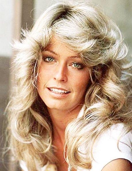 Frisuren In Den 70er Jahren Frisuren In Den 70er Jahren Disco Hair Feathered Hairstyles Hairstyle