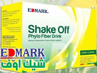 شيك اوف علاج القولون العصبى Fiber Drinks Shake It Off Shakes