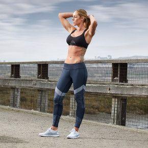 women's athletic apparel for cross-training   Womens athletic outfits, Athletic  women, Gym leggings women