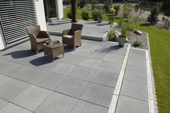 terrassen braun steine traum terrassen pinterest. Black Bedroom Furniture Sets. Home Design Ideas
