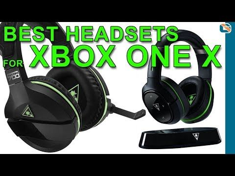 Best Xbox One X Gaming Headsets From Turtle Beach Wireless Gaming Headset Gaming Headset Xbox One