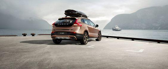 Νέα Volvo V40 Gallery - εικόνες, βίντεο και προβολές 360 μοιρών