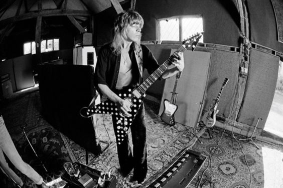 Guitar Wizard Randy Rhoads
