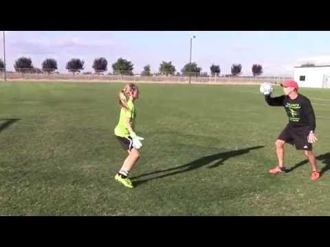 U12 Goalkeeper Training Mya Sanchez Youtube Goalkeeper Training Goalkeeper Soccer