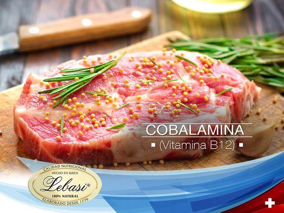 Conoce más sobre la Cobalamina encontrada en Lebasi