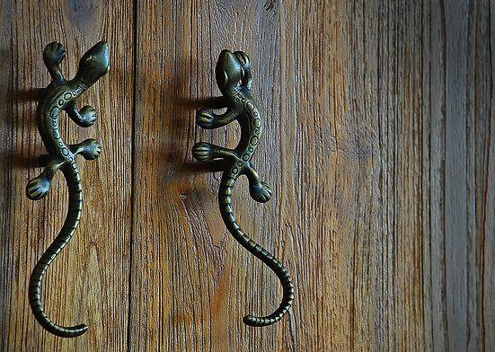 Wooden door handles in Bali | Natural Neutrals | Pinterest | Door ...