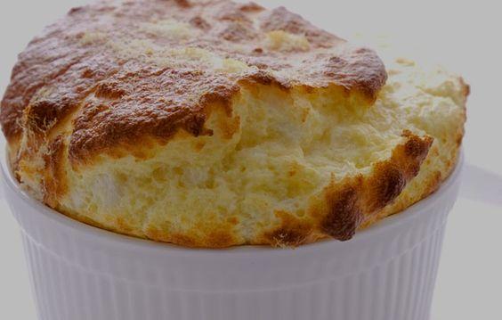 Capacitação para Cozinheiras {1}  Soufle de Queijo Gruyere   da COZINHA {gourmande} da ANA