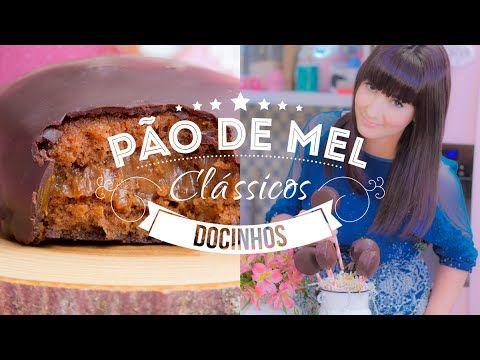 PÃO DE MEL especial Dia das Mães | I Could Kill For Dessert 85 #ICKFD - YouTube