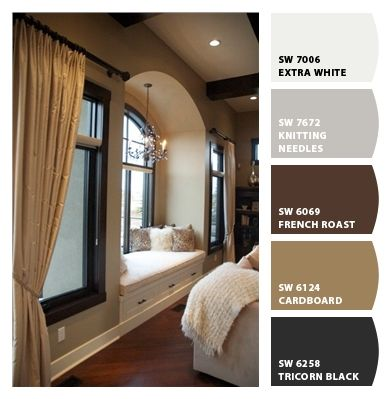 genius upload a photo of a room you like and sherman williams will put the color chart for. Black Bedroom Furniture Sets. Home Design Ideas