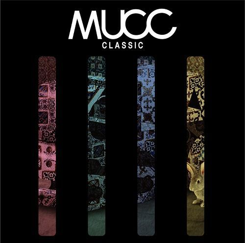 MUCC - CLASSIC (SINGLE+DVD) (First Press Limited Edition) (Japan Version)