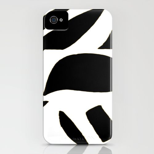 High Contrast No.1 iPhone Case
