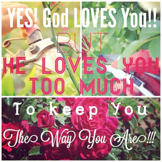 Amen somebody! Remind me why I go through my go through.
