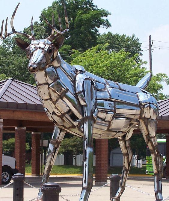Deer Springfield Illinois