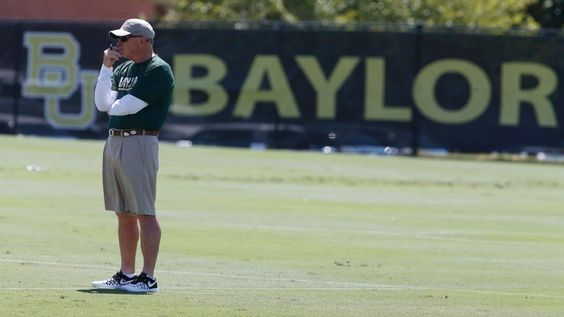 Has anything really changed for Baylor football?