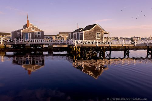 Secrets Of A Happy Life | boat basin, Nantucket by ghinson on Flickr.