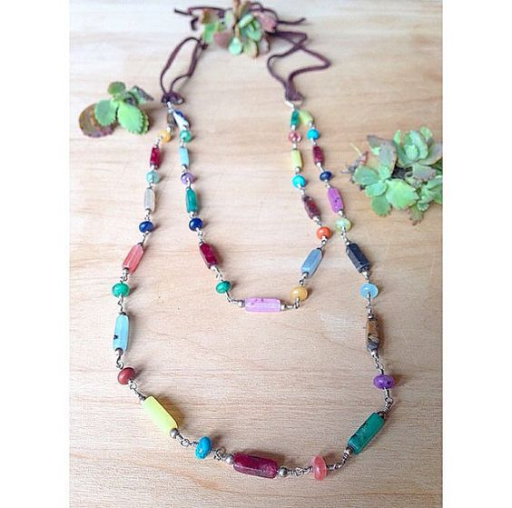 Genuine Assorted Gemstone and Semi precious by UrbanGypsyGems