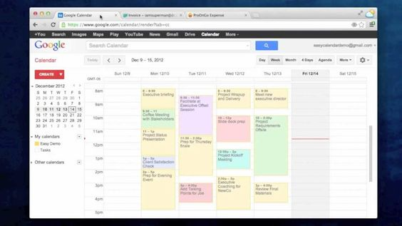 Send Time from Google Calendar to QuickBooks - YouTube Quickbooks