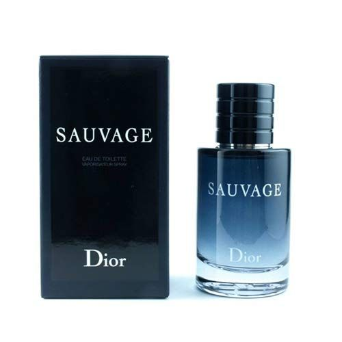 Amazon.com : Christian Dior Sauvage Eau De Toilette Spray for Men, 3.4 Fluid Ounce : Beauty