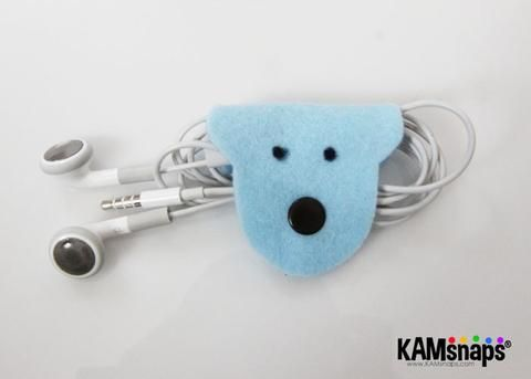 100 Fabrics Choice Earbuds Pouch Iphone Earbuds Holder Iphone