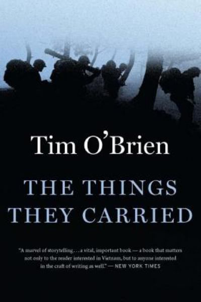 A classic work of American literature that has not stopped changing minds and lives since it burst onto the literary scene, The Things They Carried is a ground-breaking meditation on war, memory, imagination, and the redemptive power of storytelling.  The Things They Carried depicts the men of Alpha Company: Jimmy Cross, Henry Dobbins, Rat Kiley, Mitchell Sanders, Norman Bowker, Kiowa, and the character Tim O'Brien, who has survived his tour in Vietnam to become a father and writer at the…