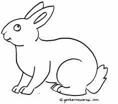 93 Kolase Binatang Yang Mudah Hd Gambar Kelinci Gambar Hewan Ilustrasi Hewan