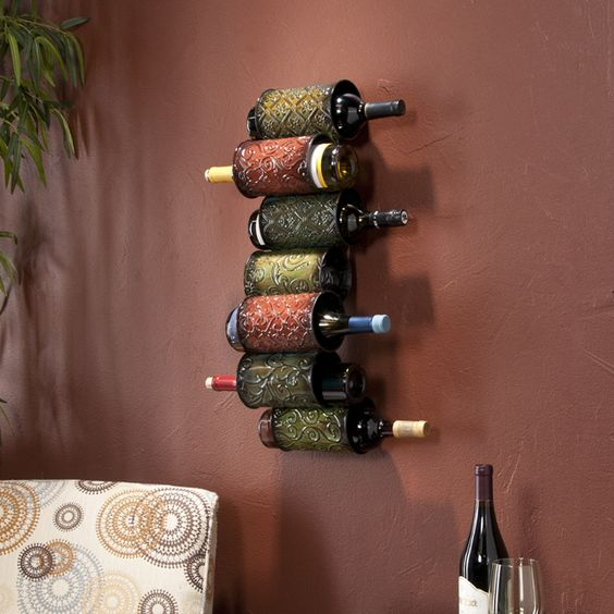 Wine stuff of course.  Beso de Vino