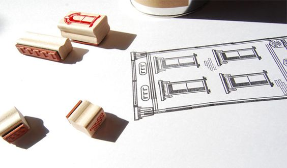 Paper Neighborhood by Steam Whistle