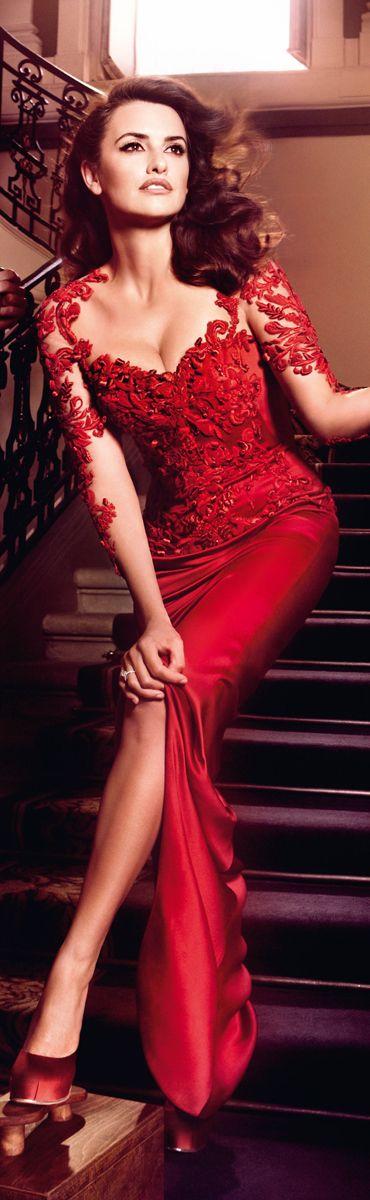 Penelope Cruz Campari 2013- woman, mother, wife, actress, philanthropies & sexy smart