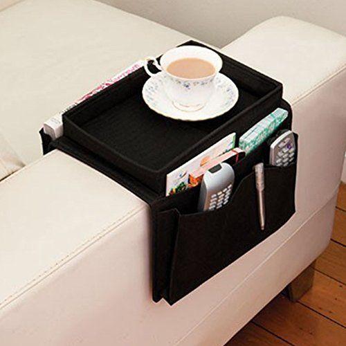 Lvoertuig Sofa Armrest Organizer Tv Remote Control Handset Holder