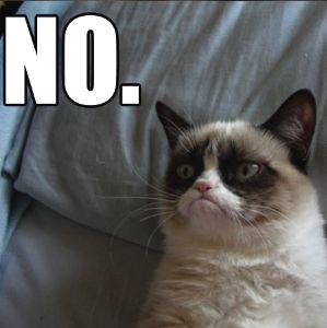 Grumpy cat meme, Cat memes and Grumpy cat on Pinterest