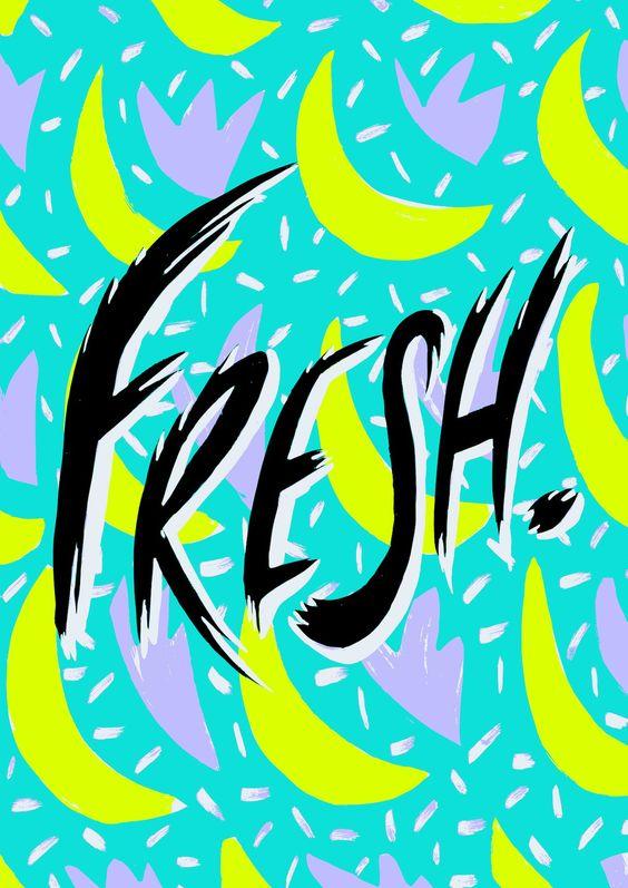 Fresh by Lynnie Zulu #illustration