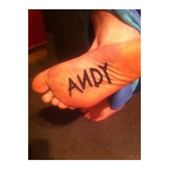 Andy Disney Tattoos! tattoos:
