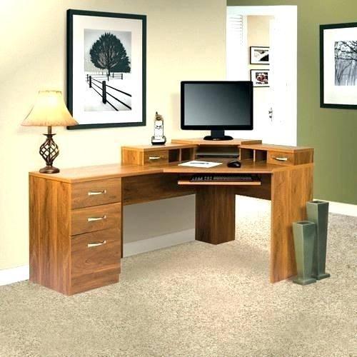 Corner Home Office Desk Nice Small Corner Office Desk Office