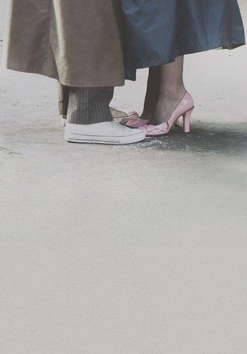 The Doctor + Rose Tyler #doctorwho