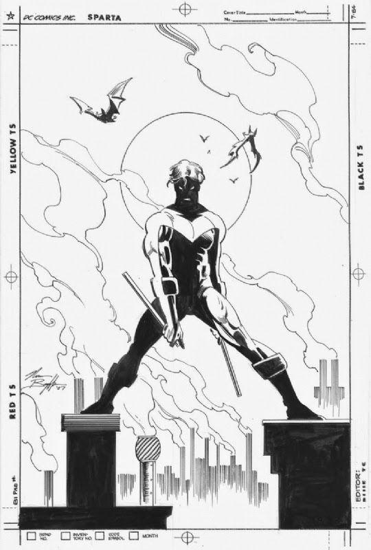 Image I Narte El Arte De La Imaginacion Adivina Quienes Vienen A Dibujar Este Mes 1 Arte Dc Comics Arte De Comics Produccion Artistica