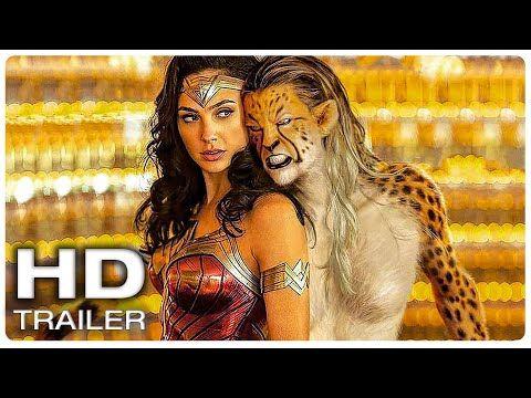Wonder Woman 1984 Cheetah Trailer New 2020 Wonder Woman 2 Gal Gadot Superhero Movie Hd Youtube In 2020 Superhero Movies Wonder Woman Movie Recent Movies