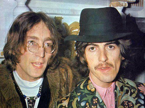Beatles Archive On Twitter In 2021 The Beatles George John Lennon