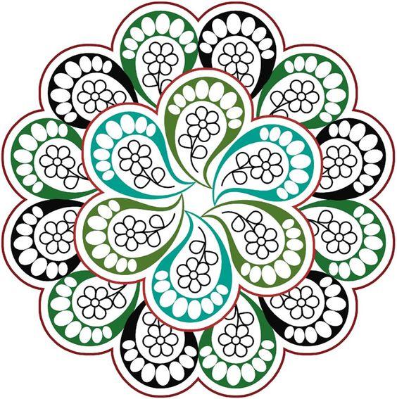 Creative Haven Flower Mandalas Coloring Book StunningCreative Nature CreativeCreative Beautiful Arrangements