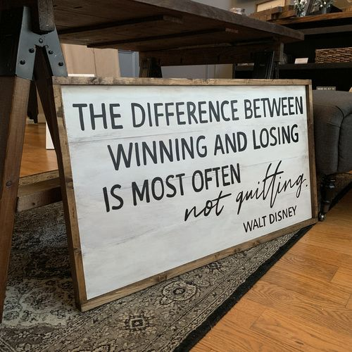 Winning Losing Walt Disney Quotable Quotes Words Inspirational Words
