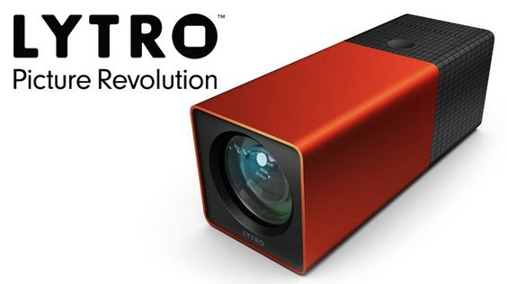 Camera that captures entire light field for later flexibility while editing.