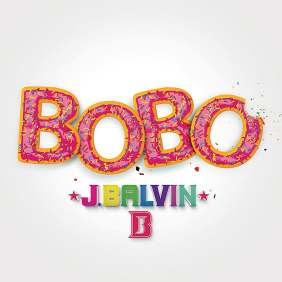 J Balvin – Bobo (single cover art)