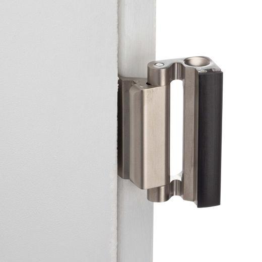 Security Door Guard Commercial In 2020 Door Guard Security Door Doors