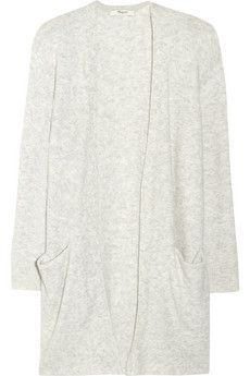 Madewell Ryder stretch-knit cardigan   NET-A-PORTER