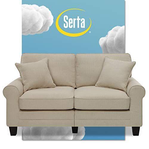Serta Copenhagen Love Seats 61, Serta Sofa And Loveseat